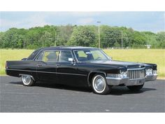 1970 Cadillac Fleetwood 75 Limousine