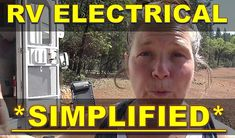 My RV Solar Set Up: Finally an Understandable RV Solar & Electrical Explanation! Solar Panel Installation, Solar Panels, Rv Life, Solar Energy, Solar System, Motorhome, Knowledge, Rv Living, Youtube