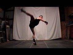 Taekwondo 360 Spin Hook Kick Tutorial (Kwonkicker)