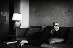 bret easton ellis by Donald Graham / le monde