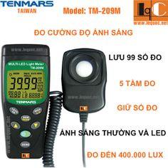 Máy đo cường độ ánh sáng: CÔNG TY LÊ QUỐC