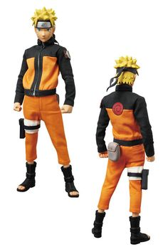 by Medicom Naruto And Hinata, Naruto Shippuden Sasuke, Shikamaru, Anime Naruto, Naruto Biscuit, Anime Costumes, Cosplay Costumes, Action Figure Naruto, Zelda Anime