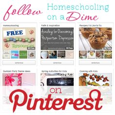 Homeschooling On A Dime – A Homeschool Mom Blog - Freebies, Deals, Learning Activities, and More