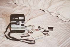 by Mark Cohen Polaroids