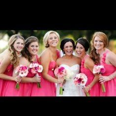 Pretty color dresses!