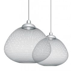 Moooi Non Random Light 48 white Hanglamp wit by Moooi