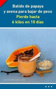 pierde smoothie gras)