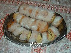 Rozi Erdélyi konyhája: Kürtőskalács olajban sütve