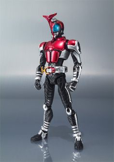 S.H.Figuarts 仮面ライダーカブト(2008年発売) 01