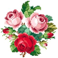 Valentine. Cross stitch pattern PDF. Instant от rolanddesigns