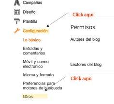 Cómo hacer copia de seguridad de las entradas del blog 1