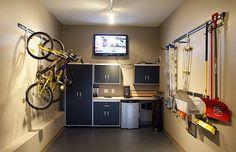 13 Best Small Garage Ideas Images Small Garage Garage Garage Organization