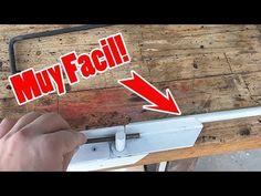 Dobladora de estribos | herramienta casera para hacer estribos - YouTube Metal Bender, Welding Tools, Horseshoe Art, Hacks, Creative, Bending, German, Innovative Ideas, Homemade Tools