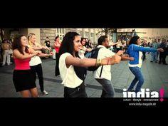 india! Ra.One Flashmob