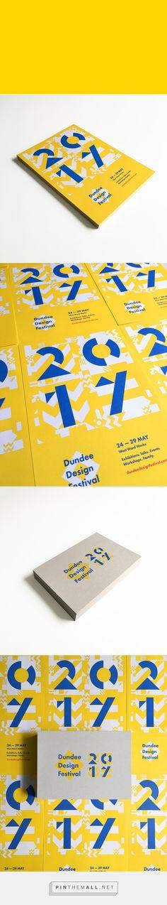 Dundee Design Festival 2017 on Behance - created via https://pinthemall.net