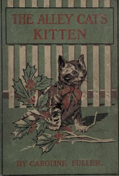 The Alley Cats Kitten 1904