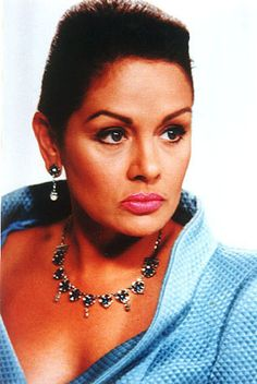 "Alba Nydia Díaz, (April 27, 1955) born in Caguas, Puerto Rico, is an actress, known for her achievements in television and on-stage, both in the island as in Mexico. Although the roles she portrayed in her early days and years after, were not leading roles, from Conciencia Culpable (Guilty Conscience), in 1969, through Cristina Bazán, in 1977, starring Johanna Rosaly, she always managed to impress in her performances, Díaz has always portrayed her ""character"" roles."