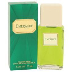 Emeraude By Coty Cologne Spray 2.5 Oz
