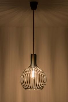 hanglamp 10951: modern, antraciet donkergrijs, metaal, rond Ceiling Lamp, Ceiling Lights, Pendant Lighting, Chandelier, Metal Plant Stand, Deco Luminaire, Bedroom Lamps, Interior Lighting, Lamp Light