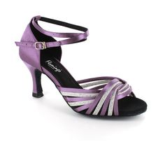 danceshoesonline.com -- Designer: Flamingo - Style: afls1686-13 - $36.58 (+$10.00 with rubber sole/+$10.00 with personal logo).  These are the ones I ordered for my wedding!  SO comfortable and PRETTY!