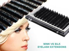 Difference Between Mink And Silk Eyelash Extensions Reviews - Minki Lashes