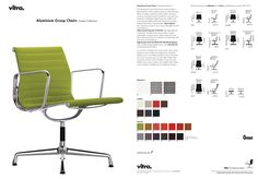 In Europe and the Middle East, only Vitra provides authentic Eames designs like these.  With super warranties, one of many benefits of buying authentic Eames chairs.
