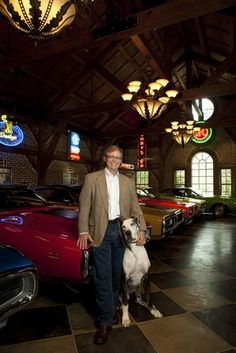 Luxury Garages: Where the Car Is King—WSJ Mansion - WSJ.com