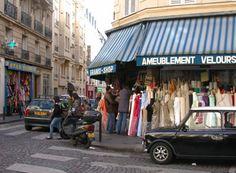 Image - Paris fabric district