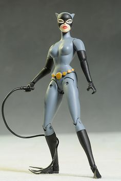 Catwoman Batman Animated Series action figure by DC Collectibles