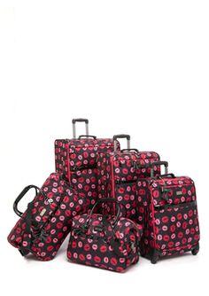 Ideeli Betsey Johnson Luggage