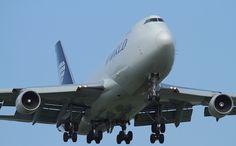World Airways Boeing 747-400 N741WA