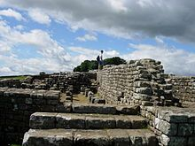Hadrian's Wall - Wikipedia, the free encyclopedia
