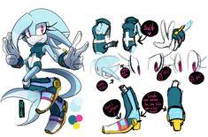 Lyai the dolpin ( Ref ) by Omiza-Zu Hedgehog Art, Sonic The Hedgehog, Sonic Fan Characters, Disney Characters, Fictional Characters, Character Inspiration, Character Design, Sonic Fan Art, Fire And Ice