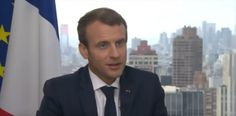 "(Joshua Paladino, Liberty Headlines) French President Emmanuel Macron commented on American politics yesterday in an interview with CNN's Chief International Correspondent Christiane Amanpour. Amanpour asked Macron why he thinks Hillary Clinton and British Prime Minister David Cameron lost in 2016. ""I think for Mrs. Clinton, whom I do respect, it's probably due to the fact …"
