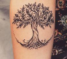Tree Of Life IdeasTattoo Ideas Tree Of Life Ideas ideen baumIdeas Tree Of Life IdeasTattoo Ideas Tree Of Life Ideas ideen baum Olive tree logo design New Tattoo Tree Of Life Ideas Tree Tattoo - Tree of Life for Rachel's first tattoo. Nature Tattoos, Body Art Tattoos, New Tattoos, Cool Tattoos, Tatoos, Tattoo Drawings, Arrow Tattoos, Tatuagem Hasma, Tattoo Familie