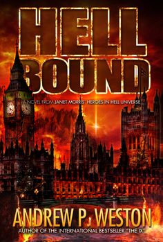 Title: Hell Bound Author: Andrew P. Weston Genre: Paranormal Fantasy Book Blurb:In hell, none of the condemned believes they deserve to be there. And that's fi Fantasy Books, Sci Fi Fantasy, Paul Weston, The Dark World, Mystery Novels, The Grim, Bounty Hunter, Books Online, Best Sellers
