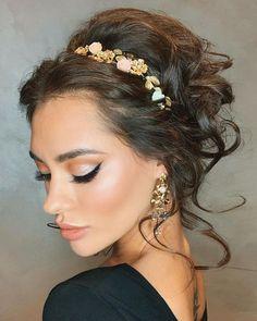 30 Forever Gorgeous Wedding Eyes Makeup Ideas ❤ #weddingforward #wedding #bride #weddingeyesmakeup #bridalbeauty