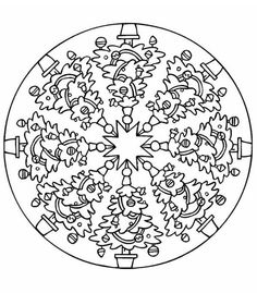 christmas tree mandala christmas coloring pages christmas embroidery pattern coloring pages mandala coloring pages