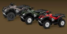 New 2015 Honda FourTrax® Rincon® 4x4 ATVs For Sale in California. $9,500 OUT THE DOOR !  WOW ! Our Biggest ATV. And One of the Best Anywhere. The Honda Rincon got to the top of our ATV lineup by offering the whole package: Our biggest ATV engine, unmatched comfort and ride quality, and class-leading innovation. For 2015 we've added some big improvements that make it better than ever. First, its liquid-cooled 675 cc engine gets a new cylinder head this year, and now features twin-spark-plug…