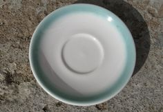 vintage shenango china lawrenceware green by rivertownvintage