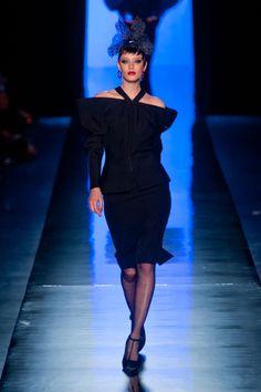 Défile Jean Paul Gaultier Haute couture Printemps-été 2014 - Look 2