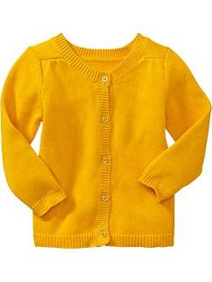 12-18 mo. | Button-Front Cardis for Baby | Old Navy