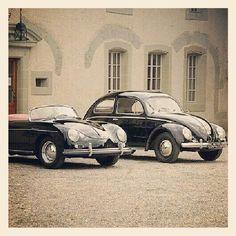 VW Beatle German excellence