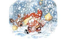 mauri kunnas tonttu - Google-haku Bujo, Google, Christmas, Xmas, Navidad, Noel, Natal, Kerst