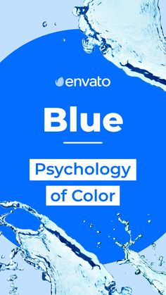 Want to learn how to evoke all the emotions of the rainbow using color? Here are the top color palettes for 2021 and the color psychology behind them. Let's talk about #BLUE