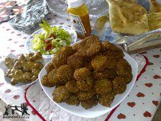 -Falafel-Iraqi-appetizer