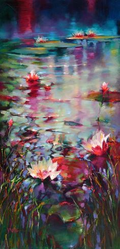 Lahaina Galleries - Fine Art Galleries & Online - There Again, A Song For Old Times / Donna Young
