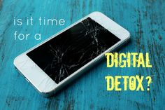 "Is it time for a digital detox? A digital detox sounds rough, but better for your well-being than you may think. See how one mom was actually ""happy"" a year after ditching her account."