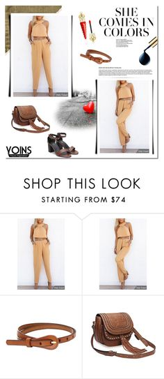 """Yoins - Co-ord!"" by tatajrj ❤ liked on Polyvore featuring yoins"