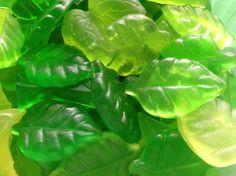 Sabonete folhas para lavabo